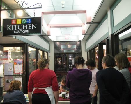 Kitchen Boutique Wilton Class
