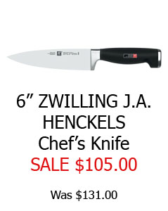 Zwilling J.A Henckels Chef's Knife
