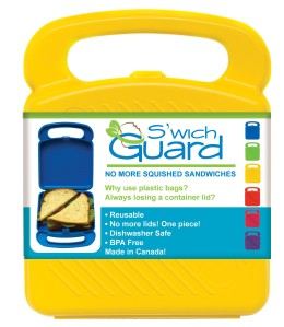 Sandwich Guard Yellow