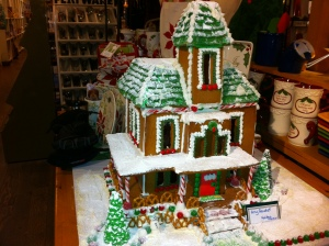 GingerBread Contest Cochrane