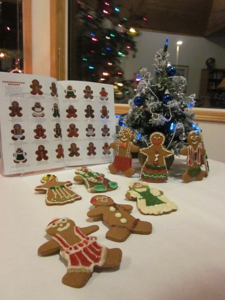 Gingerbread Decorating Fun Kitchen Boutique
