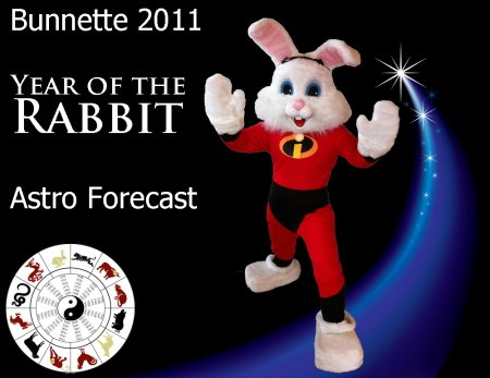 Kitchen Boutique Year of the Rabbit Astro Forecast