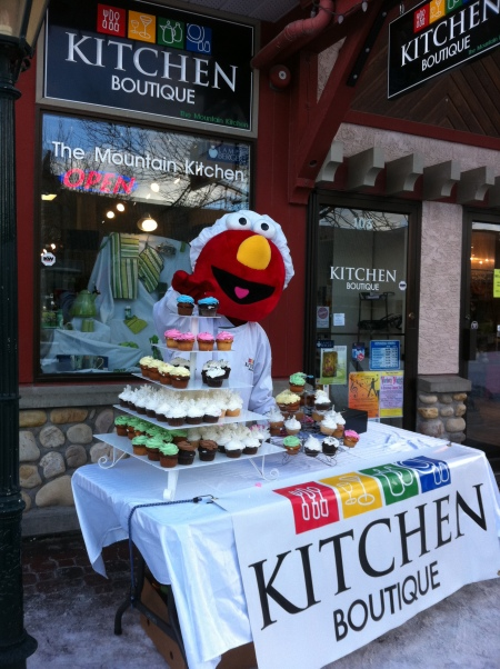 Kitchen Boutique Ski for Cakes